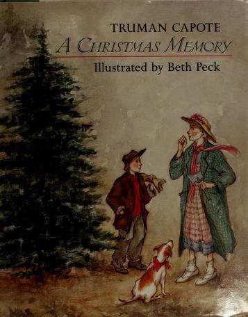 Cover of: CHRISTMAS MEMORY PKG   Beth Peck